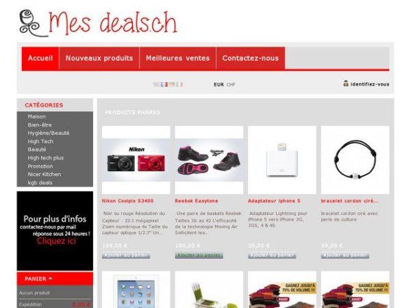 Mes Deals.ch